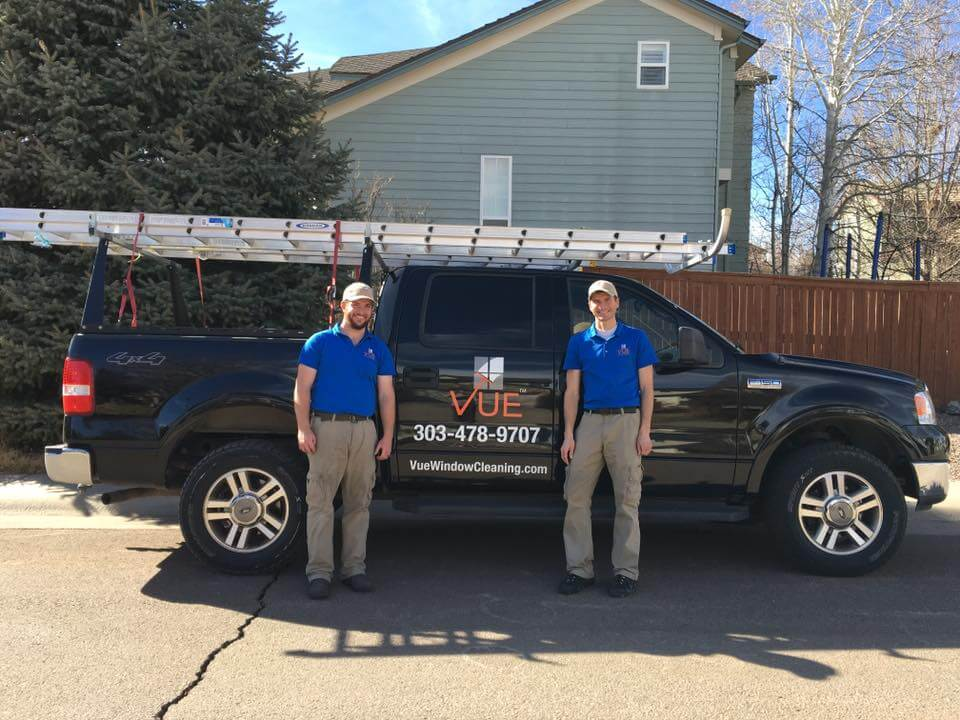 Window Cleaning and Power Washing in Lone Tree, CO | Vue