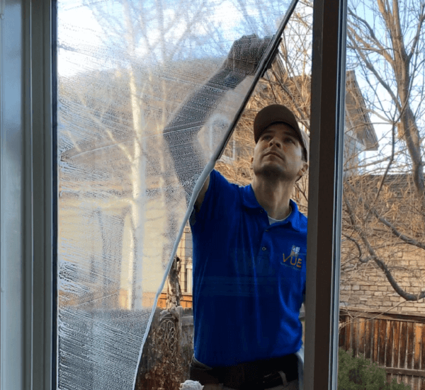 Window Cleaning in Castle Rock, CO | Vue